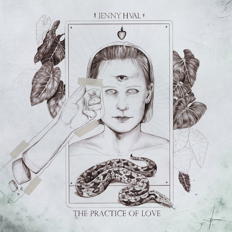Article Jenny Hval - The Practise of Love image